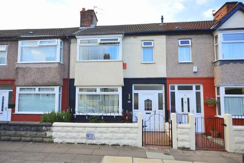 3 bedroom terraced house for sale - Saville Road, Liverpool
