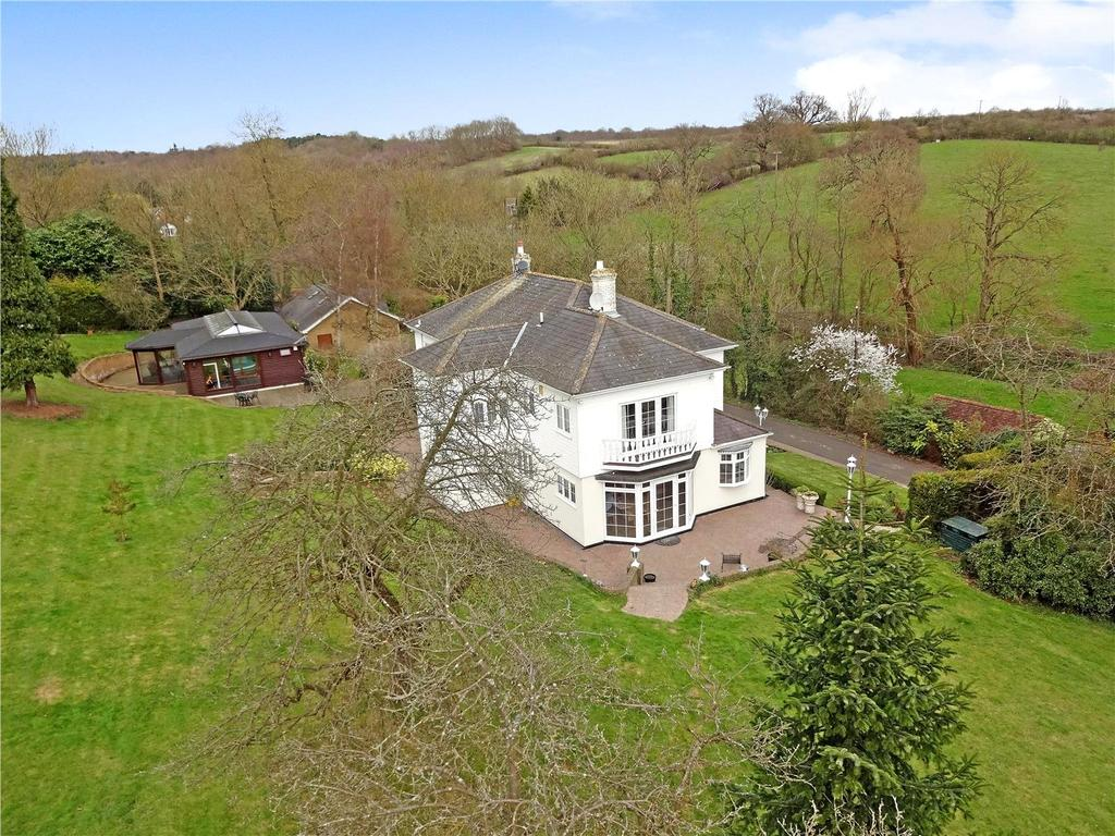 4 Bedrooms House for sale in Little Warley, Brentwood, Essex, CM13