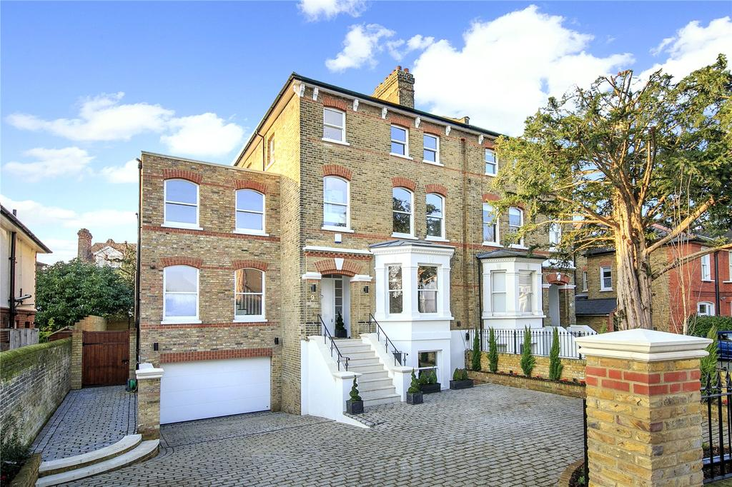 5 Bedrooms Semi Detached House for sale in St. Peters Road, Twickenham, TW1
