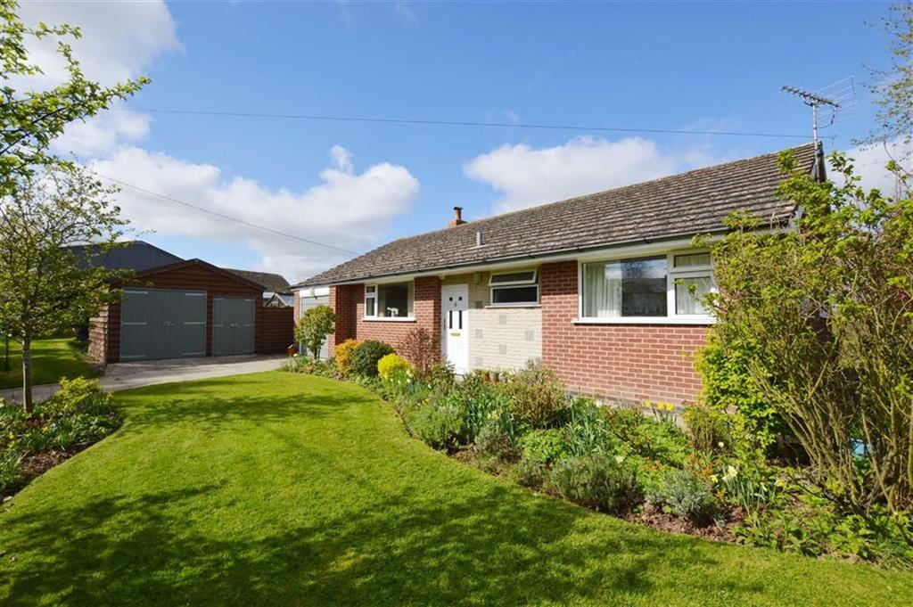 2 Bedrooms Detached Bungalow for sale in West View, Kings Pyon, Herefordshire, HR4