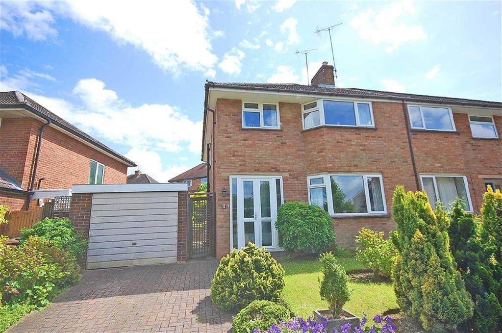 3 Bedrooms Semi Detached House for sale in Copt Elm Close, Charlton Kings, Cheltenham, GL53