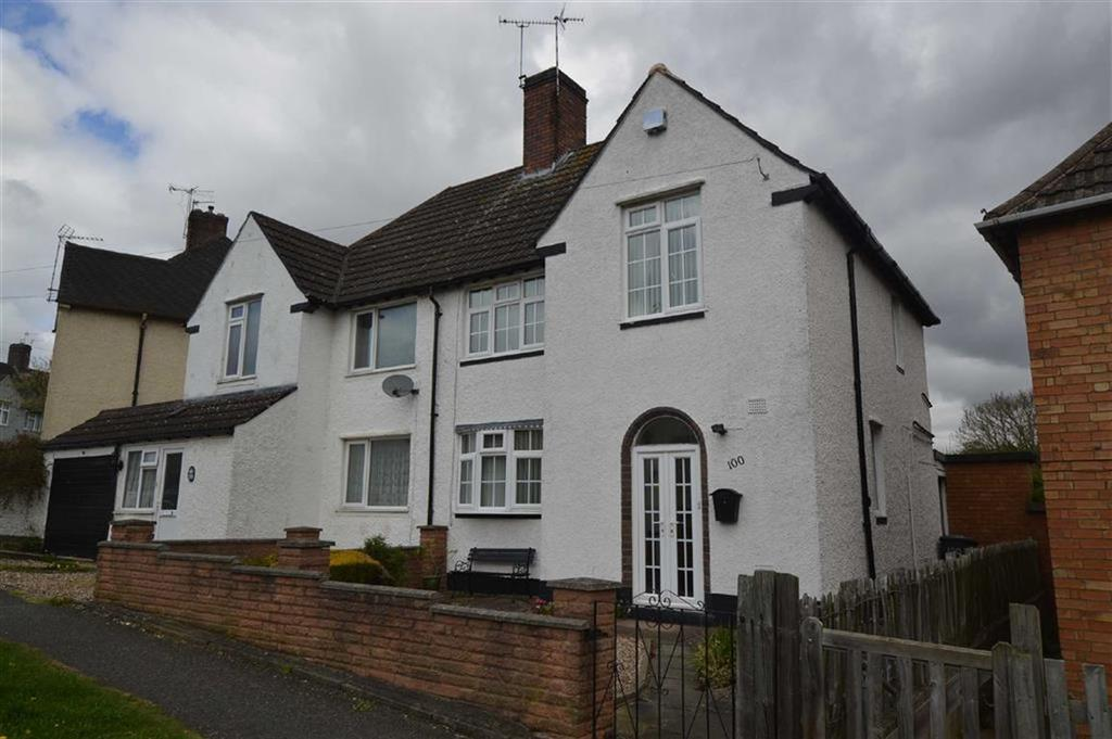 3 Bedrooms Semi Detached House for sale in Valence Road, Braunstone