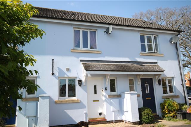 2 Bedrooms Terraced House for sale in Willand EX15