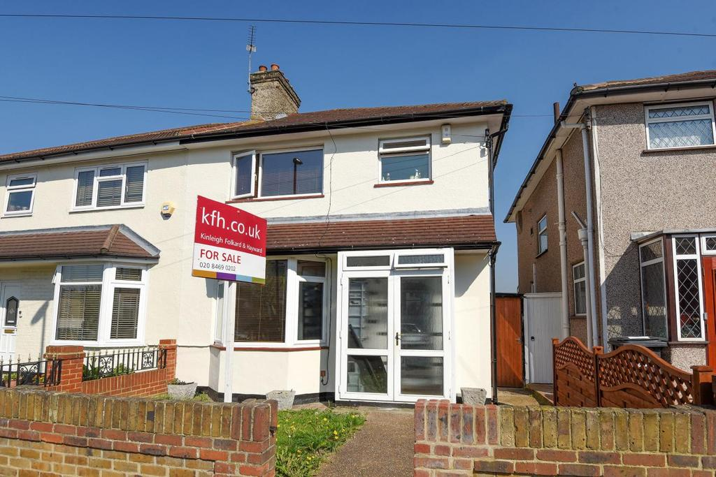 3 Bedrooms Semi Detached House for sale in Ewhurst Road, Brockley, SE4