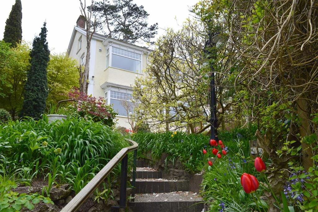 4 Bedrooms Detached House for sale in The Grove, Mumbles, Swansea