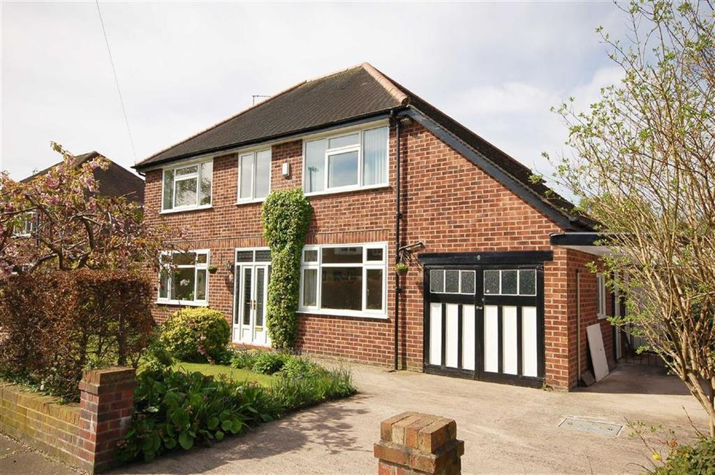 4 Bedrooms Detached House for sale in Shawdene Road, Northenden, Manchester, M22