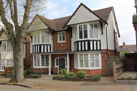 5 bedroom detached house for sale - Guilford Road, Stoneygate, Leicester