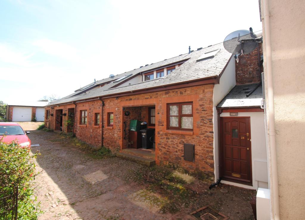 3 Bedrooms Semi Detached House for sale in Printers Mews, High Street
