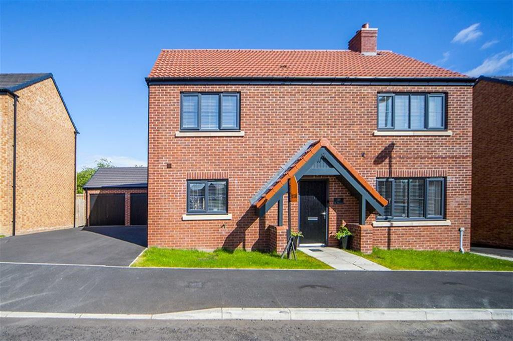 4 Bedrooms Detached House for sale in The Meadows, Wallsend, Tyne And Wear, NE28