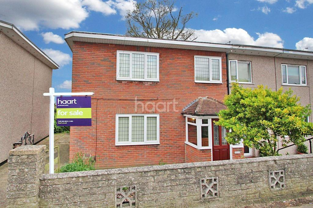 3 Bedrooms Semi Detached House for sale in Brocket Way, Chigwell