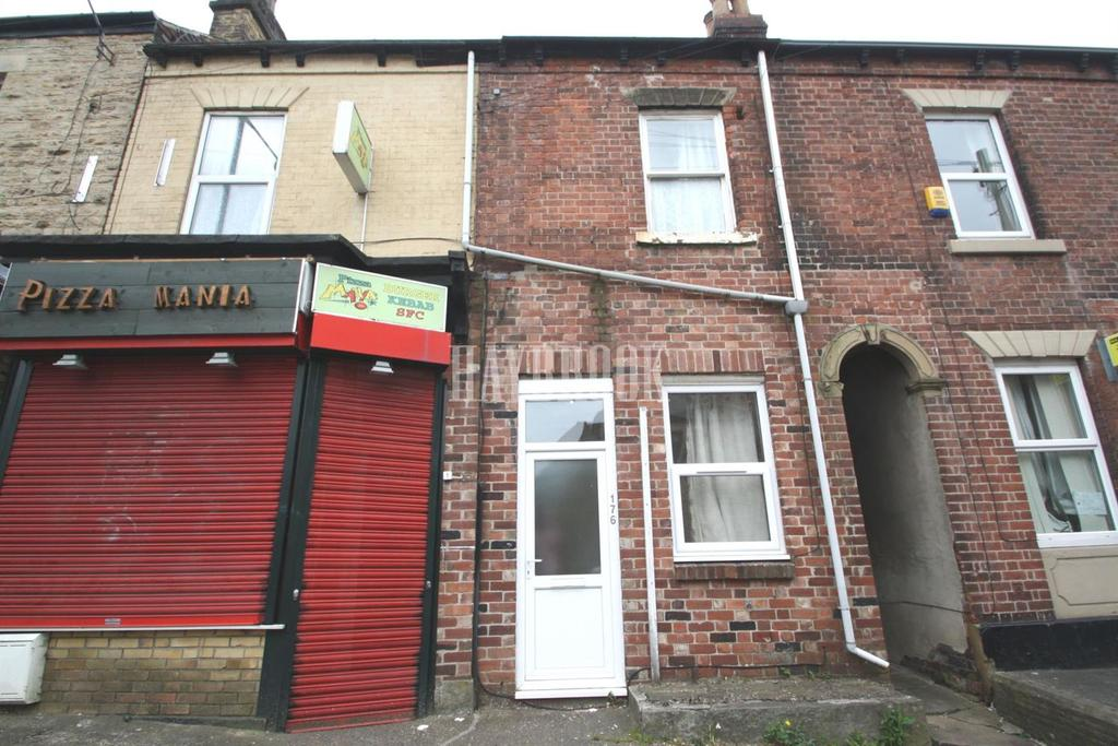 3 Bedrooms Terraced House for sale in Crookesmoor Road, Sheffield