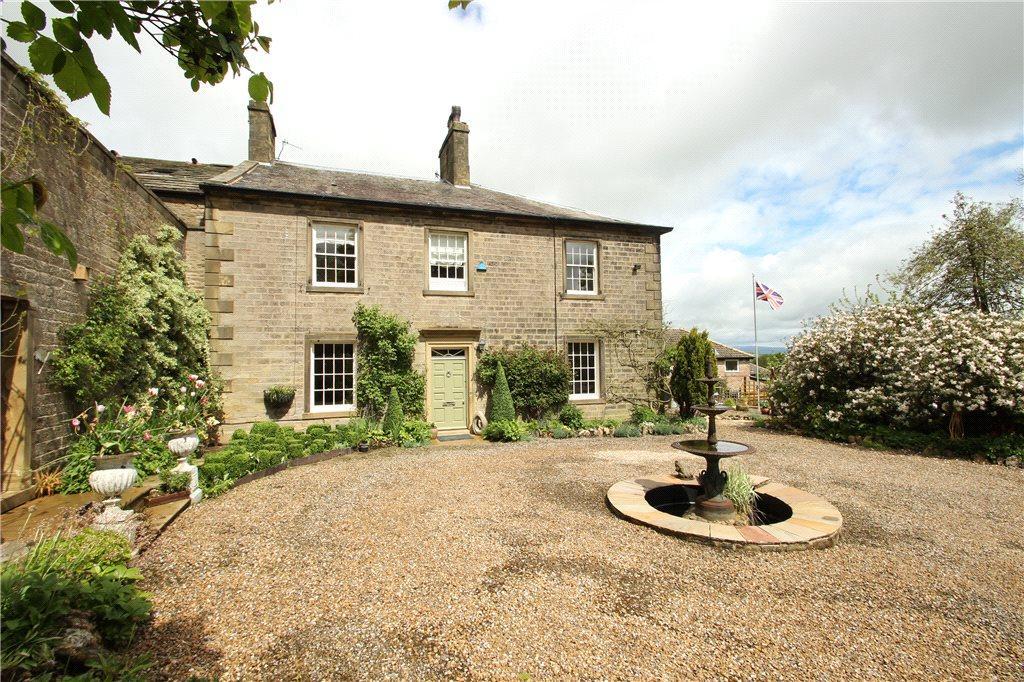 4 Bedrooms Unique Property for sale in Moorgate Road, Barnoldswick, Lancashire