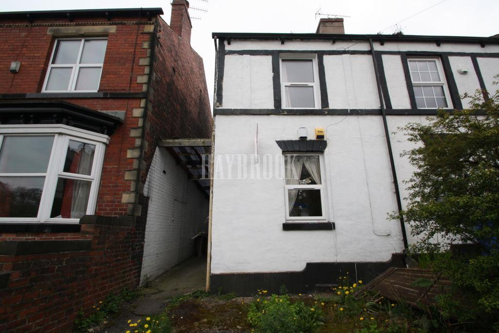 3 Bedrooms End Of Terrace House for sale in Springvale Road, Crookes,S10 1LG