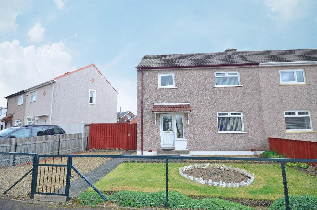 3 Bedrooms Semi Detached House for sale in Linden Lea, Hamilton, South Lanarkshire, ML3 9AD