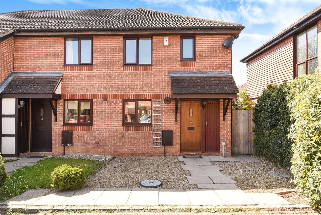 3 Bedrooms End Of Terrace House for sale in Cullerne Close, Abingdon