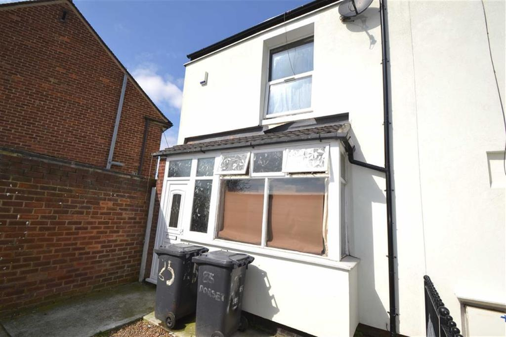 2 Bedrooms End Of Terrace House for sale in Cornwall Gardens, Wellstead Street, Hull, HU3