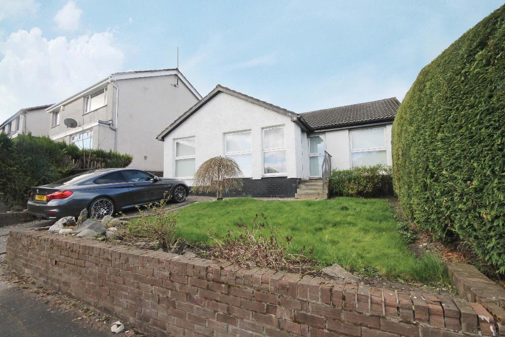 4 Bedrooms Detached Bungalow for sale in Banks Crescent, Crieff, Perthshire, PH7 3SR