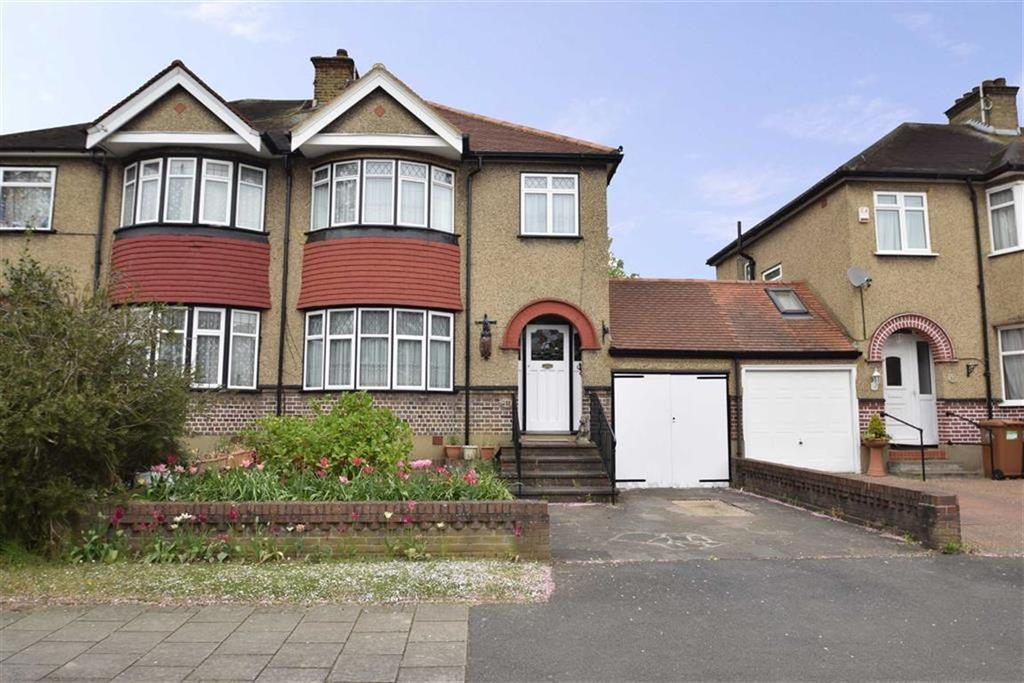 3 Bedrooms Semi Detached House for sale in Lincoln Road, Harrow, Middx