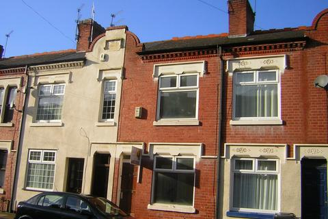2 bedroom terraced house to rent - Tyndale Street, West End, Leicester LE3