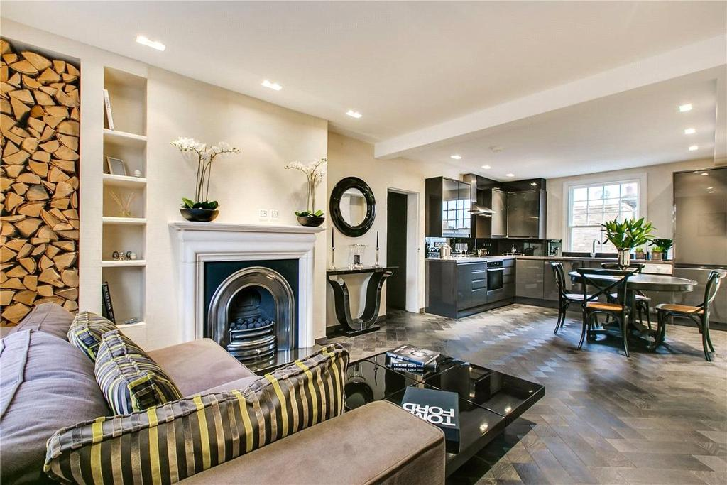 2 Bedrooms Flat for sale in St Olaf's Road, London