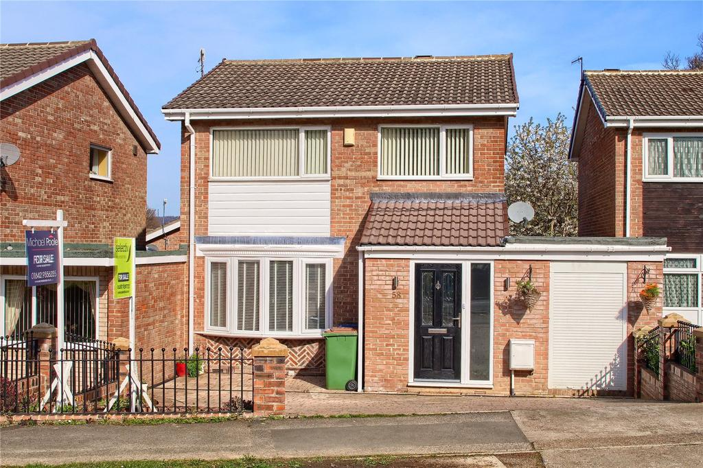 3 Bedrooms Detached House for sale in Aldenham Road, Guisborough