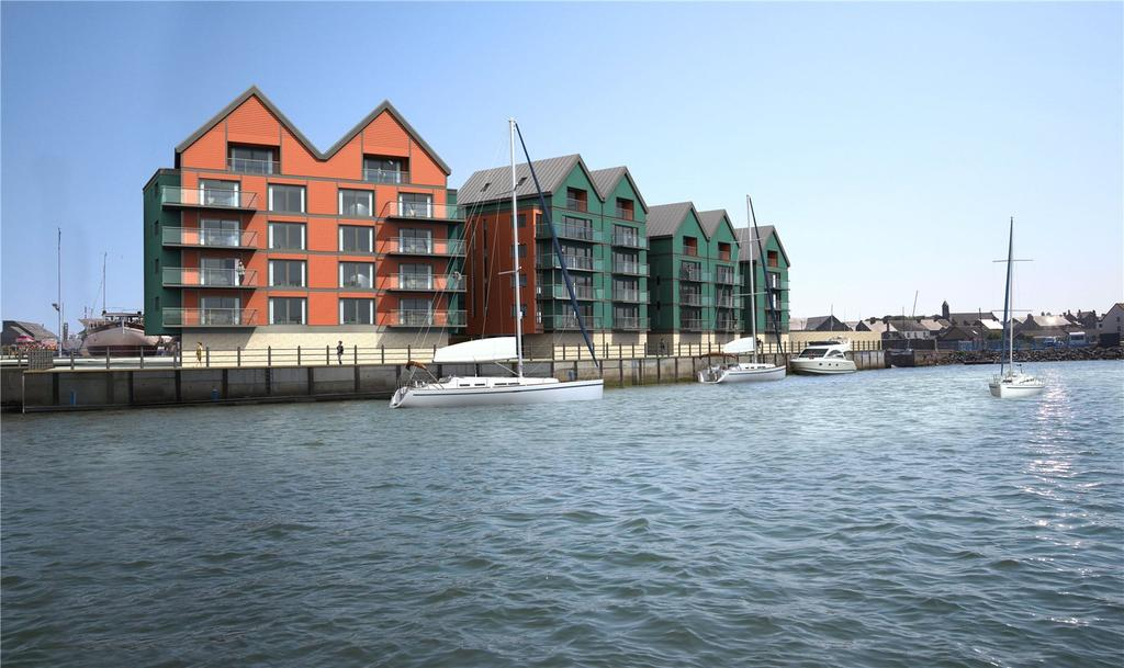 4 Bedrooms Flat for sale in Coble Quay, Amble, Morpeth, Northumberland