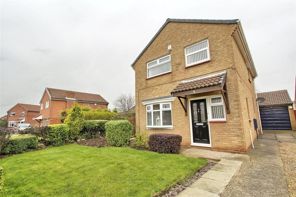 4 Bedrooms Detached House for sale in Kilnwick Close, Owington Farm