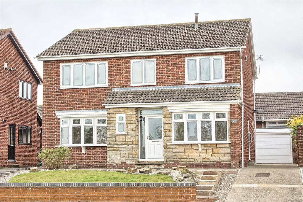 4 Bedrooms Detached House for sale in Thames Road, Wolviston
