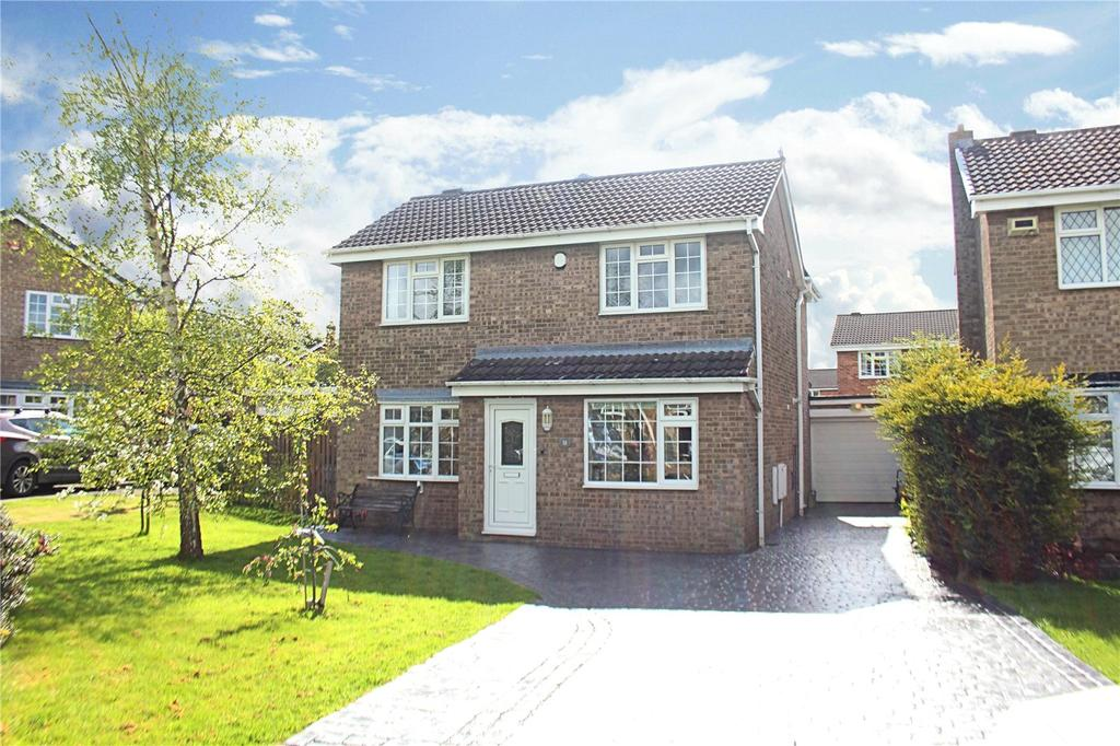 4 Bedrooms Detached House for sale in Nederdale Close, Yarm