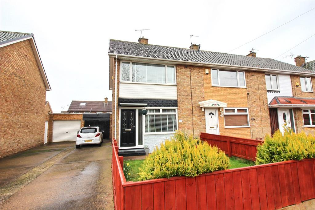 2 Bedrooms End Of Terrace House for sale in Lansdowne Road, Longlands