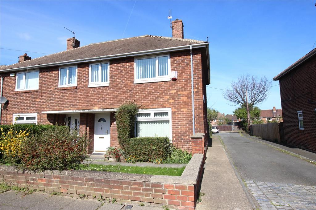 3 Bedrooms Semi Detached House for sale in Scalby Road, Berwick Hills
