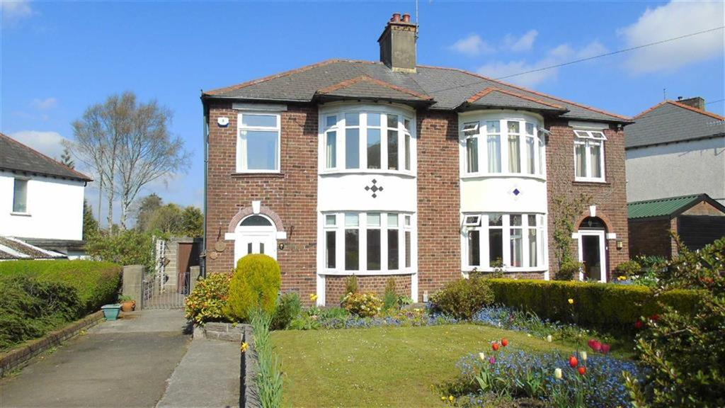 3 Bedrooms Semi Detached House for sale in Church Crescent, Port Talbot, SA12