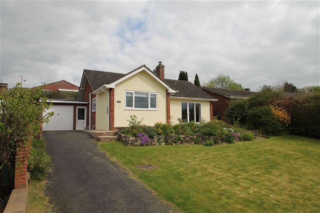 3 Bedrooms Detached Bungalow for sale in Bringewood Close, Ludlow