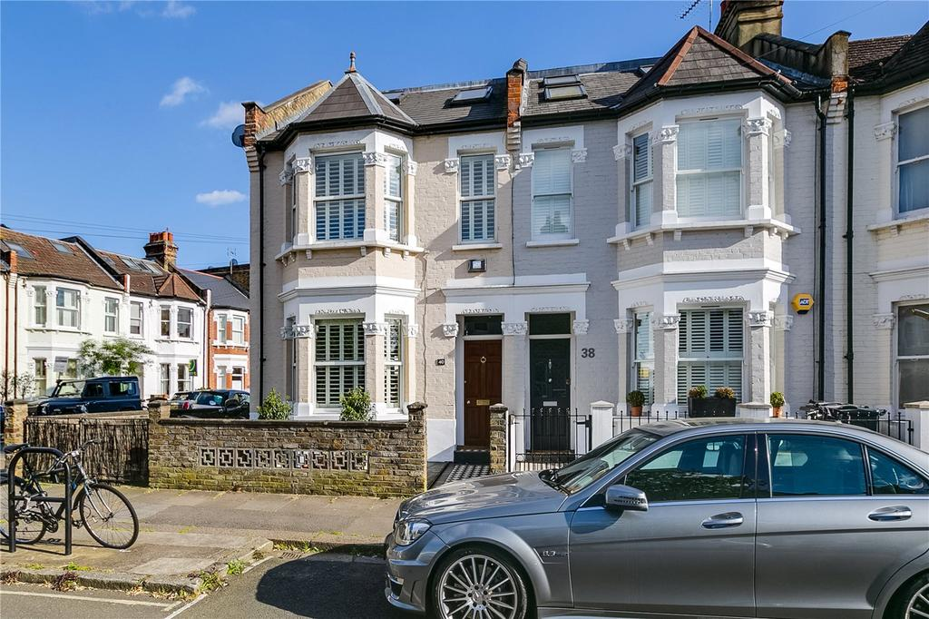 4 Bedrooms End Of Terrace House for sale in Atalanta Street, Fulham, London