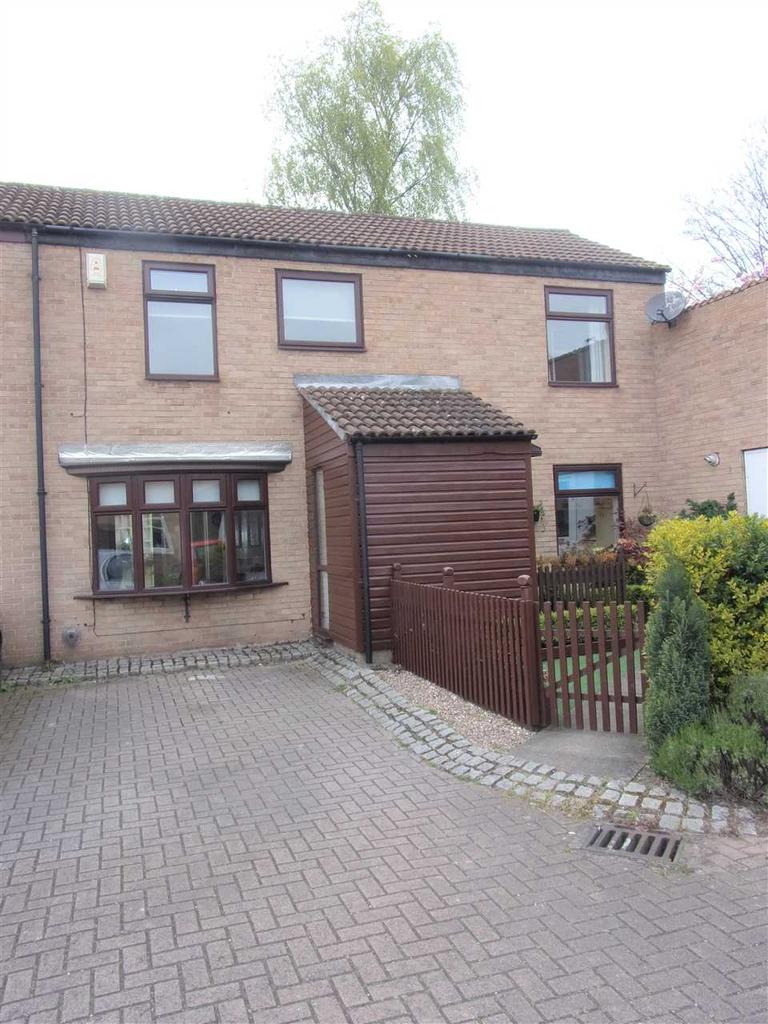 3 Bedrooms End Of Terrace House for sale in FALMOUTH COURT, SCUNTHORPE