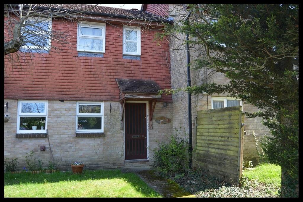 2 Bedrooms Terraced House for sale in Harold Close, Totton, Southampton SO40