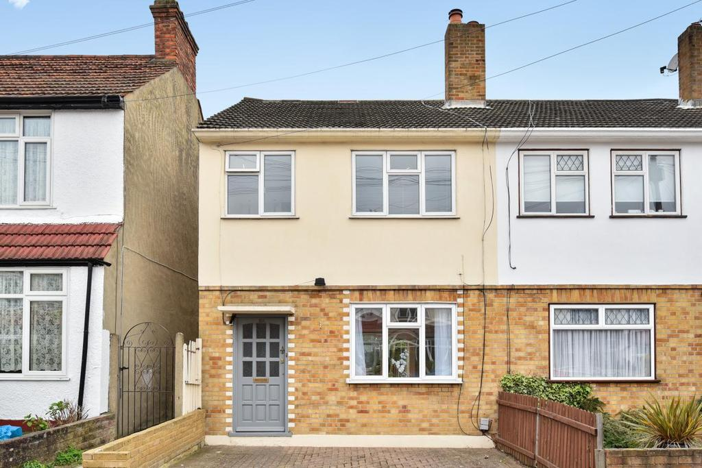 3 Bedrooms End Of Terrace House for sale in Suffield Road, Penge