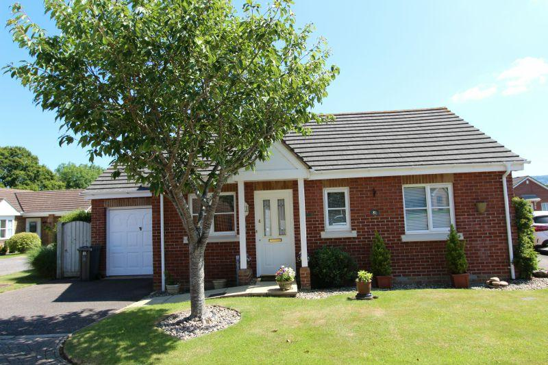 2 Bedrooms Detached Bungalow for sale in THORNE FARM WAY, OTTERY ST MARY