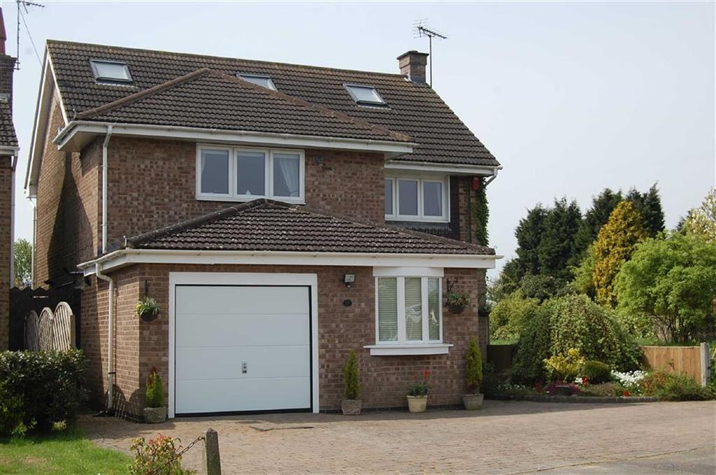 4 Bedrooms Detached House for sale in Fenny Drayton