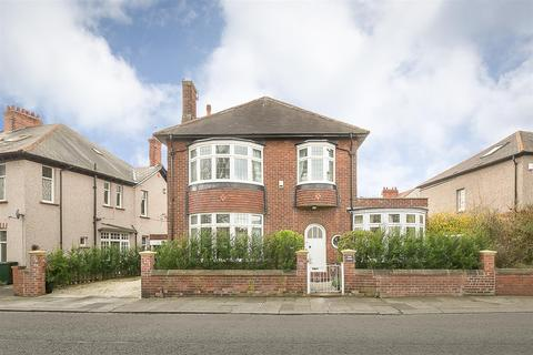 3 bedroom detached house for sale - Roseworth Crescent, Gosforth, Newcastle upon Tyne