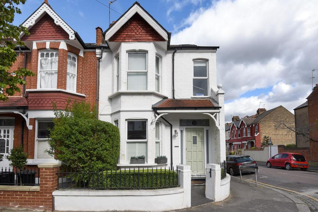 4 Bedrooms Terraced House for sale in Ashen Grove, Southfields, SW19