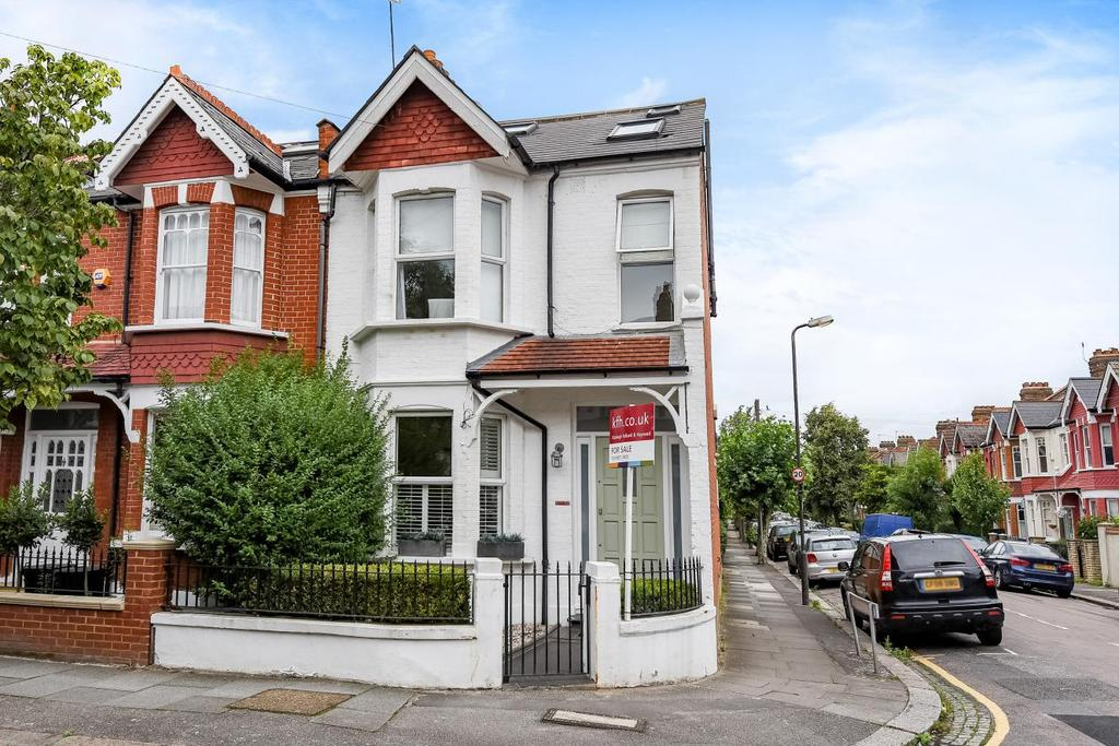 4 Bedrooms End Of Terrace House for sale in Ashen Grove, Southfields