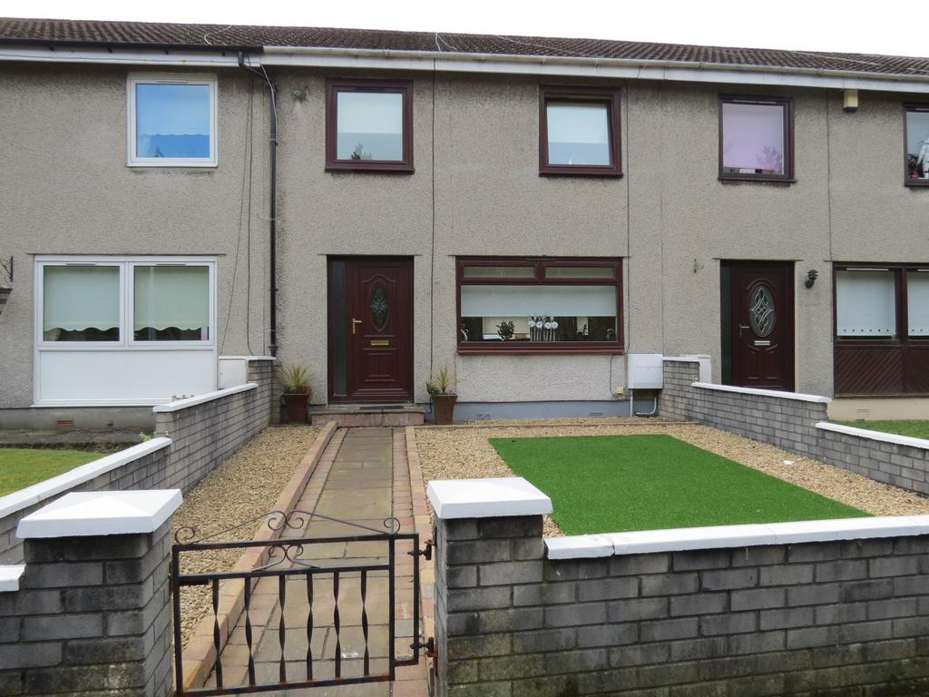 3 Bedrooms Terraced House for sale in Marchfield Ave, Paisley PA3