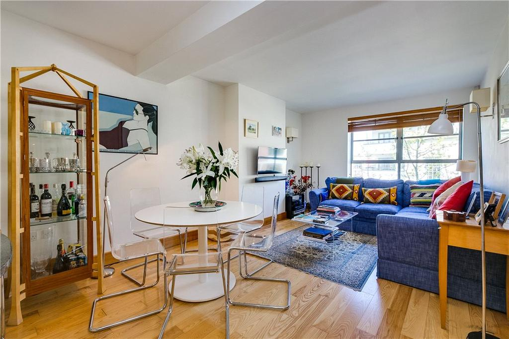 2 Bedrooms Flat for sale in Fulham Island, Farm Lane, London, SW6