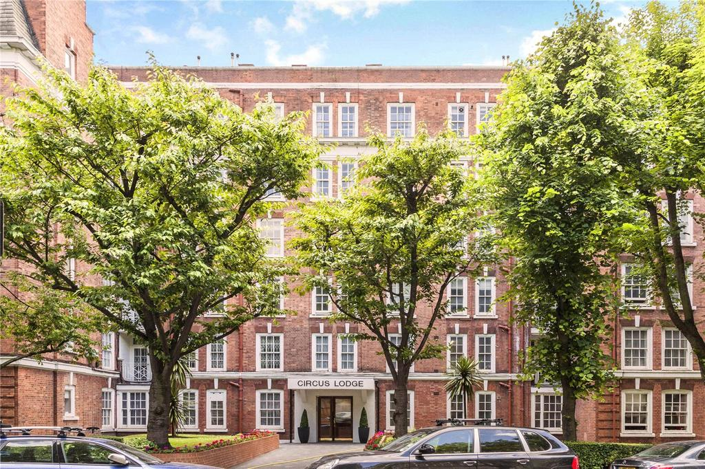 2 Bedrooms Flat for sale in Circus Lodge, Circus Road, St John's Wood