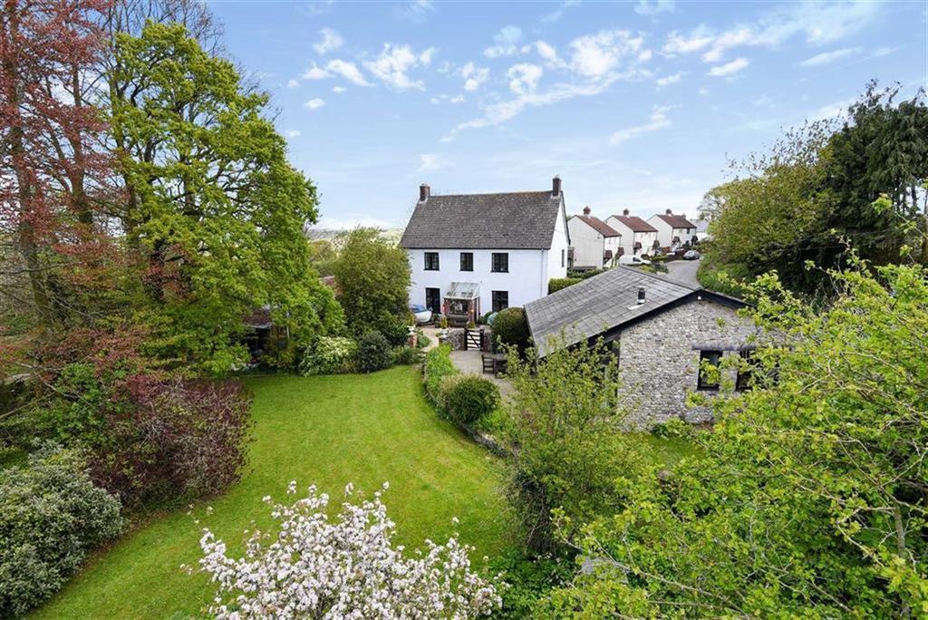 5 Bedrooms Detached House for sale in Axminster, Hawkchurch, Devon, EX13