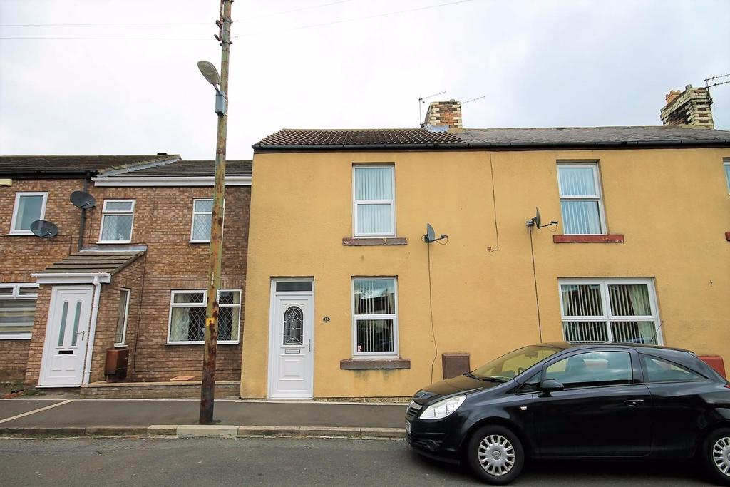 2 Bedrooms House for sale in Hutton Terrace, Willington, Crook