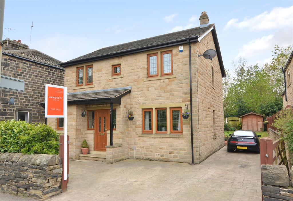 3 Bedrooms Detached House for sale in Apperley Road, Apperley Bridge