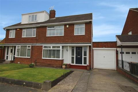 3 bedroom semi-detached house for sale - Weardale Avenue, Newcastle Upon Tyne