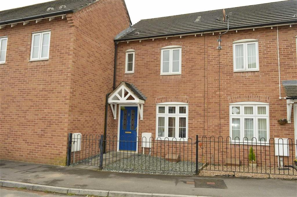 2 Bedrooms End Of Terrace House for sale in Heol Y Gwartheg, Gowerton, Swansea